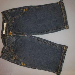 DKNY Jean shorts size 7